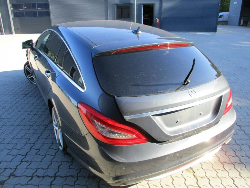 Mercedes 218 CLS 350 CDI 4MATIC