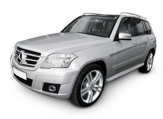 Mercedes GLK 350 CDI 4 MATIC