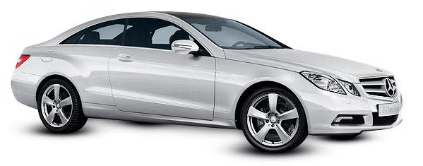 Mercedes E350 CGI BlueEFFICIENCY