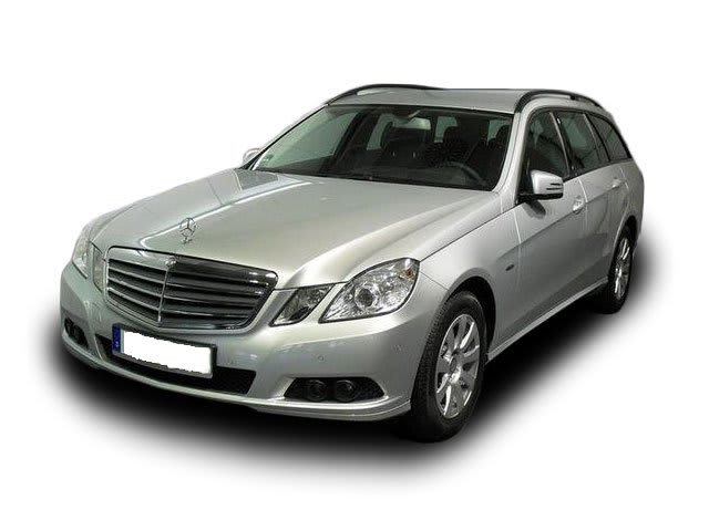 Mercedes E350 CDI 4 Matic