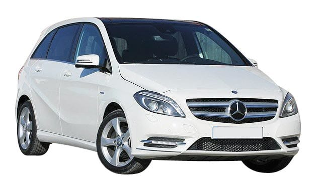 Mercedes B220 4-MATIC