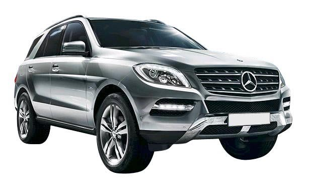 Mercedes ML500 4 Matic BlueEFFICIENCY