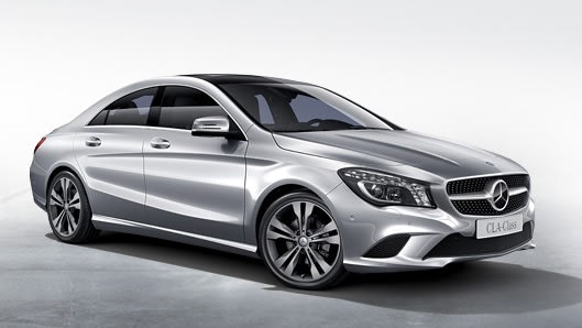 Mercedes CLA 220 CDI 4-Matic