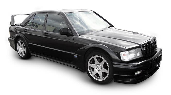 Mercedes 190E 2,5-16 Evolution I+II