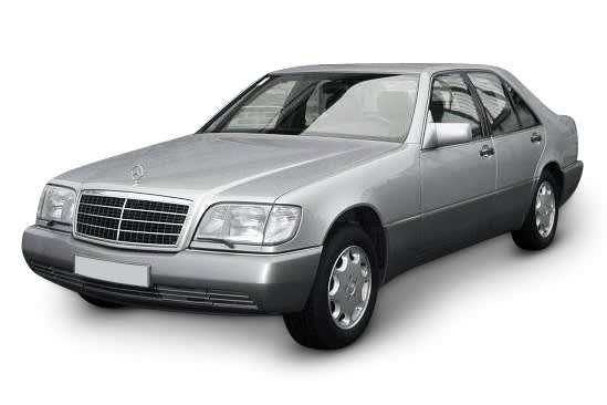 Mercedes S300 Turbodiesel