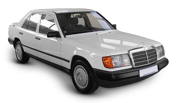 Mercedes 300D Turbo 4 Matic