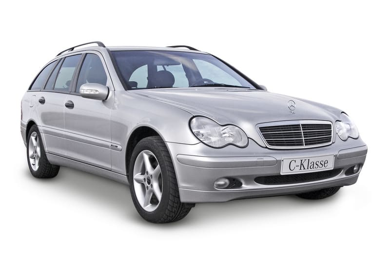 Mercedes C240 4 Matic (V6 engine)