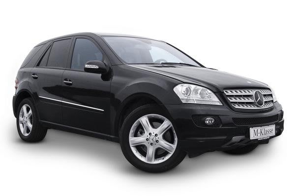 Mercedes ML420 CDI 4 Matic