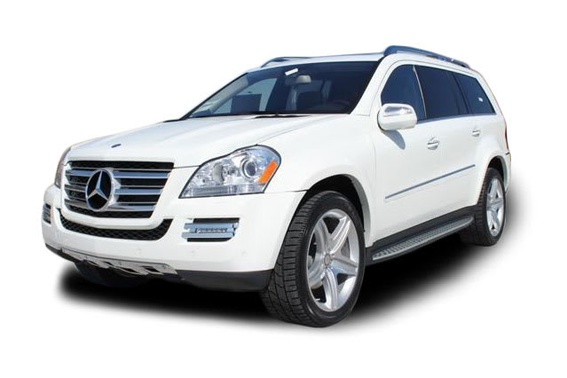 Mercedes GL320 CDI 4 Matic