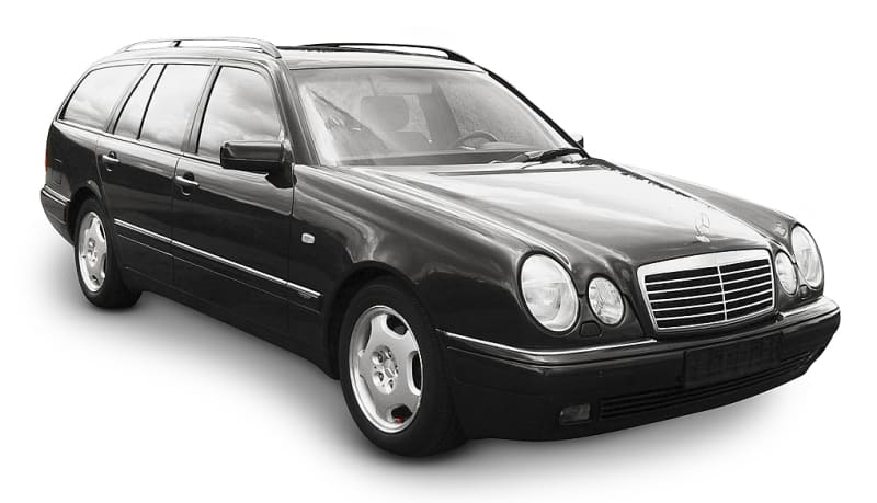 Mercedes E320 4 Matic (V6 engine)