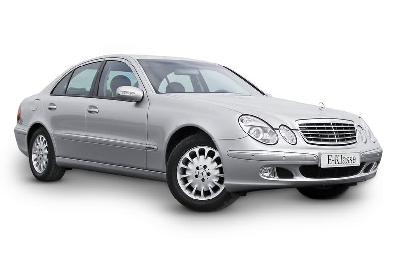 Mercedes E320 CDI 4 Matic (V6 engine)