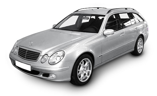 Mercedes E320 CDI (V6 engine)