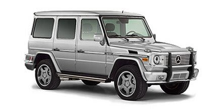 Mercedes G350 TURBODIESEL