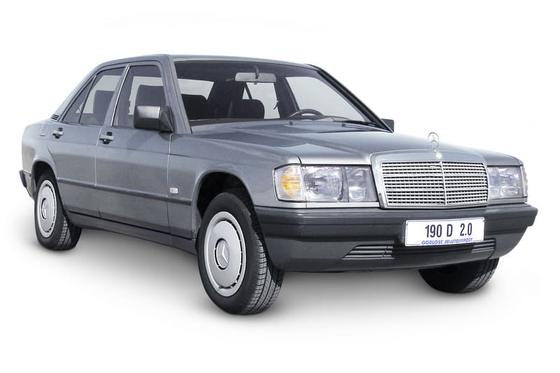 Mercedes 190D 2,5 Turbo