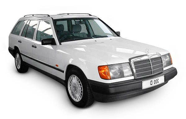 Mercedes 300TE 4 Matic