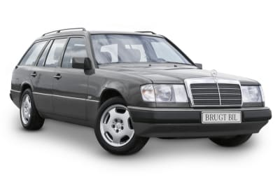 Mercedes 124 Estate 1990-1993