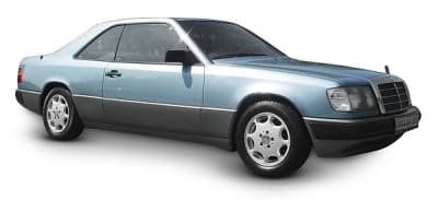 Mercedes 124 Coupe 1986-1990