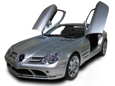 Mercedes 199 Coupe / Roadster SLR