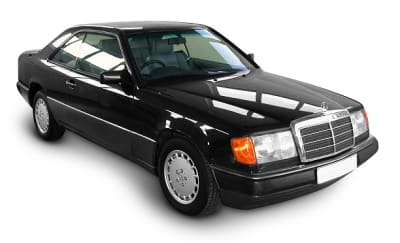 Mercedes 124 Coupe 1990-1996