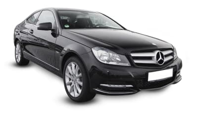 Mercedes 204 Coupe 2011-