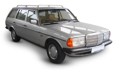 Mercedes 123 Estate 1977-1986