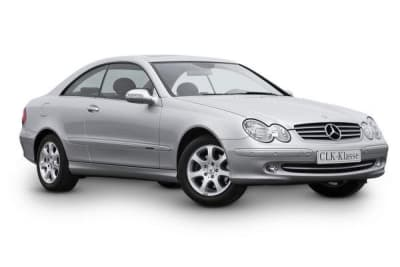 Mercedes 209 Coupe 2003- CLK