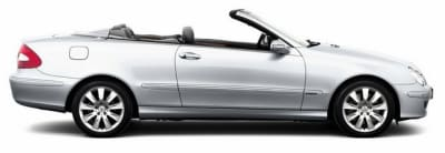 Mercedes 209 Roadster 2003- CLK