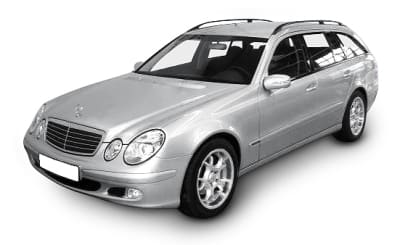 Mercedes 211 Estate 2003-2009