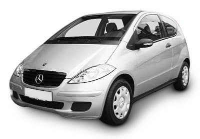 Mercedes 169 Coupe 3 door 2005-2012