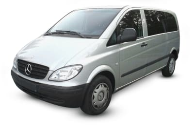 Mercedes 639 Van Vito and Viano