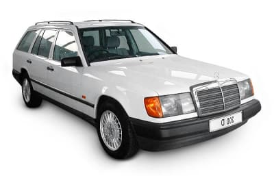 Mercedes 124 Estate 1986-1990