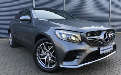 MERCEDES GLC 250 BT COUPE 4-M AMG LINE 9G AUT