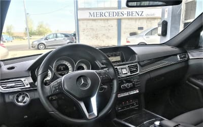 MERCEDES E 220 T CDI BE AVANTGARDE 7G AUT