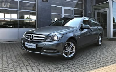 MERCEDES C 200 T CDI BE 7G AUT
