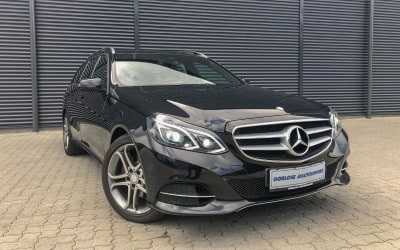 MERCEDES E 220 CDI T BE AVANTGARDE 7G AUT