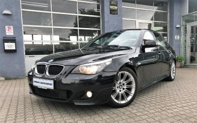 BMW 520 D M-PAKKE SEDAN AUT