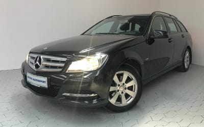 MERCEDES C 180 T CDI BE 7G AUT