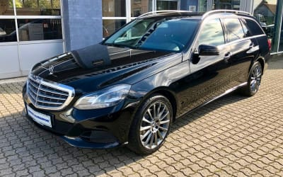 MERCEDES E 200 CDI BE T 7G AUT