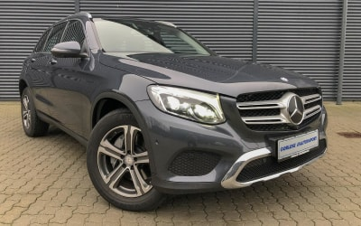 MERCEDES GLC 250 D BT 4-M EXCLUSIVE 9G AUT