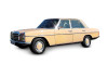 Mercedes 114 Sedan 1967-1976/No aplica al mercado Mexicano