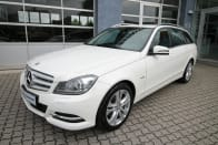 MERCEDES C 220 T CDI BE AVANTGARDE 7G AUT