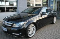 MERCEDES C 250 CGI BE COUPE EDITION 1 AMG 7G AUT