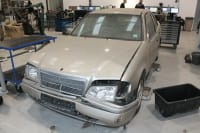 Mercedes 202 C250 Turbodiesel