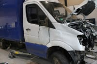 906 315 CDI Sprinter Chassis/ med kasse