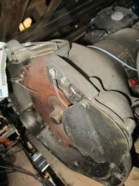 GEARBOX AUTOMATIC 210.000KM A3