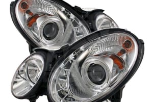 DRL LIGHT FRONT W211 SET 07->