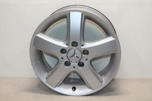 LIGHT ALLOY WHEELS