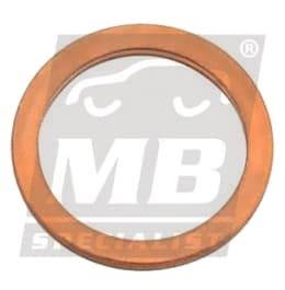 SEAL RING COPPER 14 X 20 X 1,5