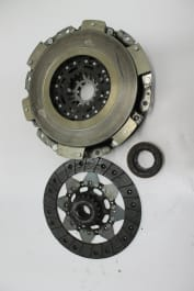 DOUBLE DISC DRY CLUTCH