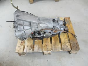 GEARBOX AUTOMATIC 722.403